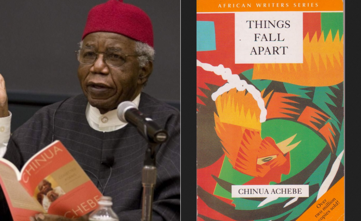 Nigeria: First Edition of Chinua Achebe's 'Thing Fall Apart' Sold for U.S.$2,800