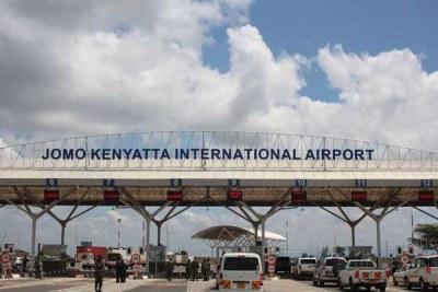 Jomo Kenyatta International Airport (file photo)