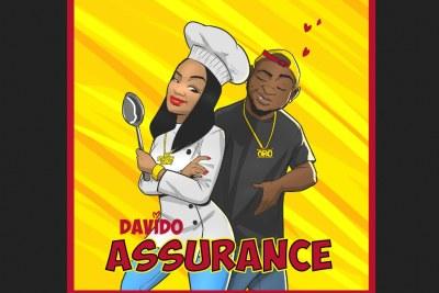 Davido dedicates new single, Assurance, to girlfriend.