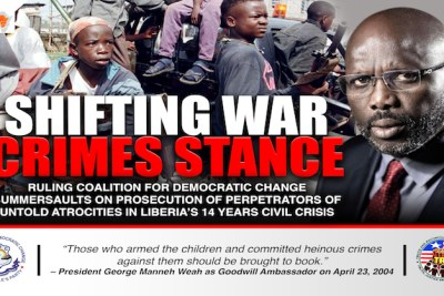 Liberia: Govt. Not Interested in War Crimes Court for Now
