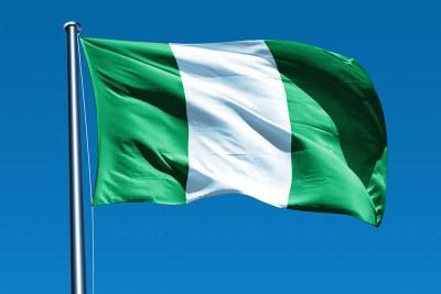 Nigerian flag.