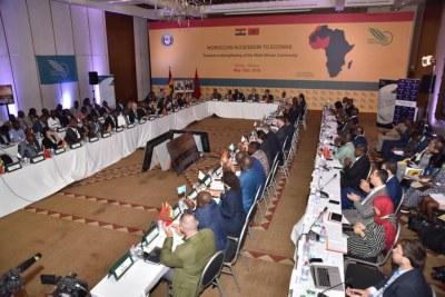 Conférence d'Accra sur l'Adhésion du Maroc à la CEDEAO par l'Institut Amadeus