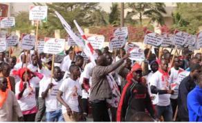 Grève illimitée dans les universités sénégalaises