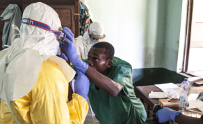 Ebola Vaccination Begins for DR Congo
