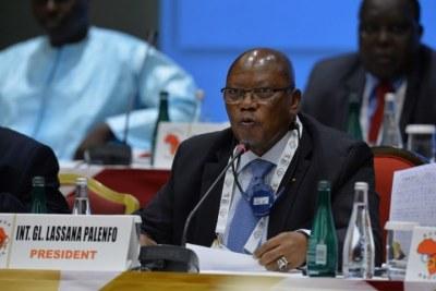 L'Intendant Général Lassana Palenfo