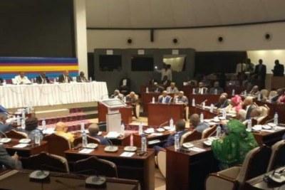 Dialogue au Togo avec les facilitateurs de la CEDEAO