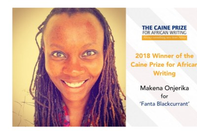 Makena Onjerika wins Caine Prize for African Writing