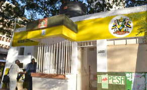 You Can Now Pee for Free in Nairobi Public Toilets!