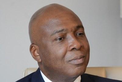 Nigerian Senate President Bukola Saraki