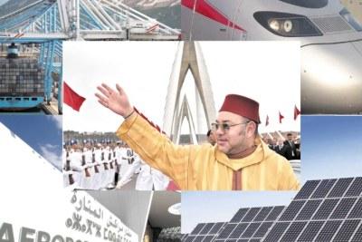 S.M Mohammed VI