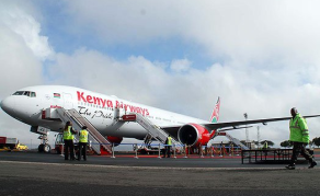 Bad Weather Disrupts Flights at Kenya's Jomo Kenyatta Airport