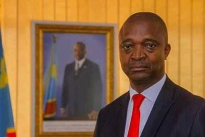Emmanuel Ramazani Shadary, candidat de la majorité en RDC