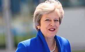 British Prime Minister Theresa May Prepares to Visit Kenya