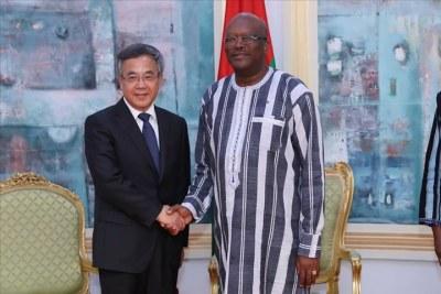 Le président du Faso, Roch Marc Christian Kaboré, entame aujourd'hui et ce, jusqu'au 2  septembre, une visite d'Etat en République de Chine.