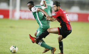 Kenya's Gor Mahia Crashes Out of CAF Confederations Cup