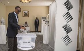 Rwanda Votes in Parliamentary Elections