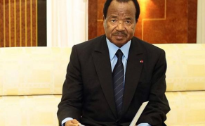 President Paul Biya On Shaky Ground in Cameroon