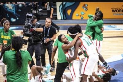 Victoire historique du Sénégal en coupe du monde féminine