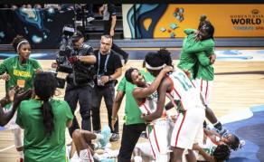 Les Sénégalaises décrochent une victoire historique au Mondial de basket