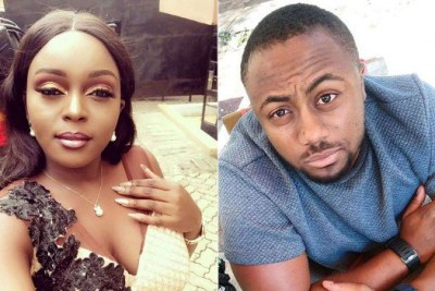 Left: Monica Kimani. Right: Joseph Irungu.
