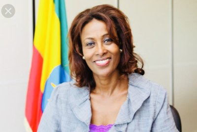 Meaza Ashenafi named Ethiopia's first woman Supreme Court President.