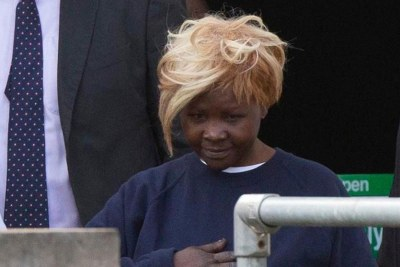 Kenyan national Grace Miano, 50, at the Dublin District Court on November 04, 2018.