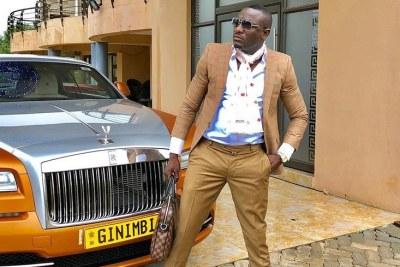 Police arrested flamboyant businessman Genius Kadungure Thursday on tax evasion charges.