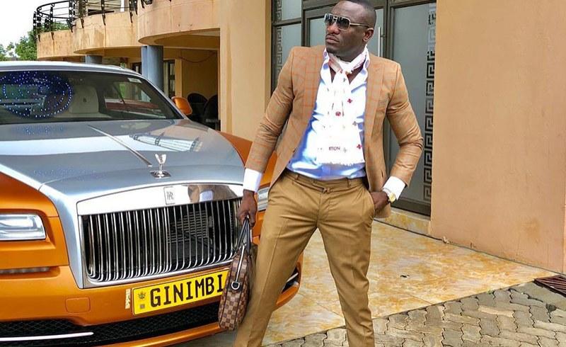 Zimbabweans Vent Anger At Rolls Royce After Ginimbi Fatal Crash Allafrica Com