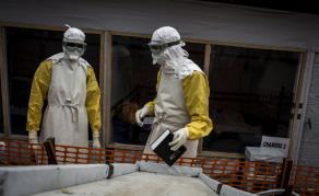 Mise en place d'une nouvelle stratégie de lutte contre Ebola en RDC
