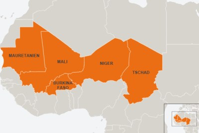 The United States has announced $152 million in humanitarian assistance for the humanitarian crisis in the Sahel countries of Niger, Burkina Faso, Mauritania, and Mali.