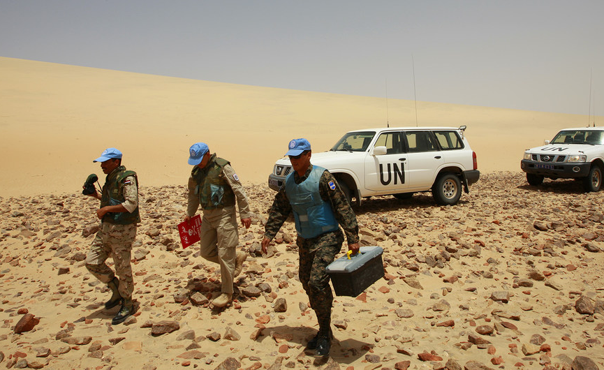 North Africa: Western Sahara - a 'Peaceful Solution' to Conflict Is Possible, Says UN Envoy