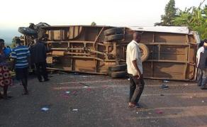 Over A Dozen NGO Workers Killed in Uganda Bus Crash