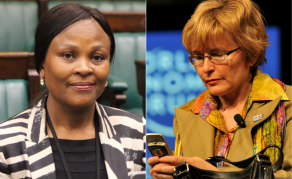 Zille, Public Protector to Face Off in South African Court?