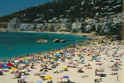 Clifton Beach (file photo).
