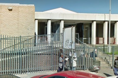 The eMalahleni magistrate's court.