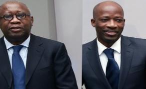 CPI - Rejet de la demande de maintien en détention de Gbagbo et Blé Goudé