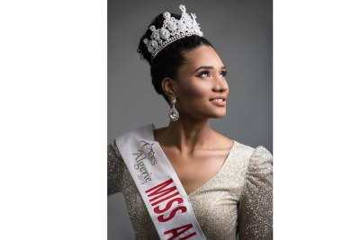 Miss Algeria 2019 Khadija Benhamou ...
