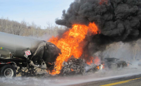 Image result for 58 People Killed In Niger After Petrol Tanker Summersaulted