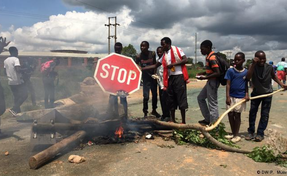 Zimbabwe: Security Minister Claims Protest Deaths - Blames MDC Terrorists