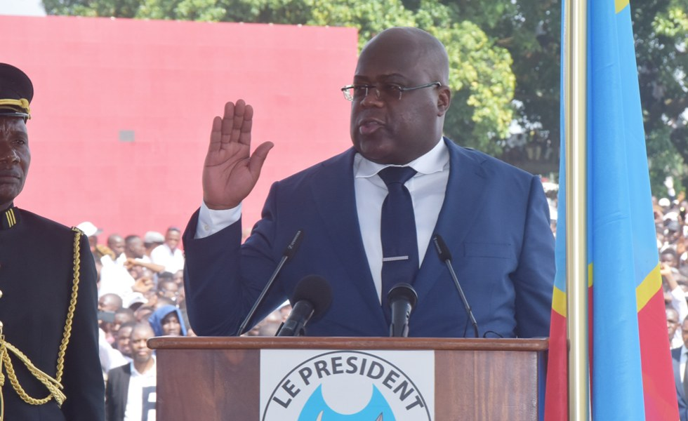 Is DR Congo's New President On a Leash?