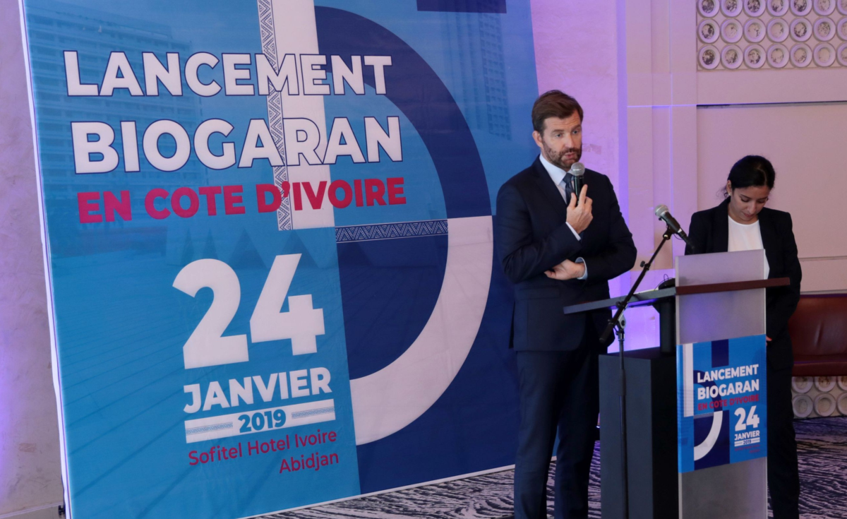 Leading French generic drug company Biogaran launches operations in