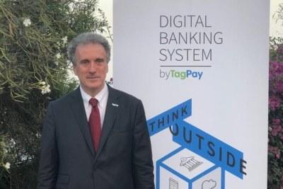 Yves Eonnet, PDG et co-fondateur de TagPay