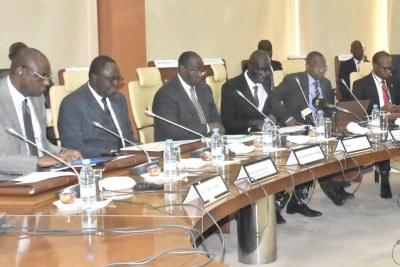 53e réunion ordinaire du comité des gouverneurs des banques centrales des pays membres de la CEDEAO