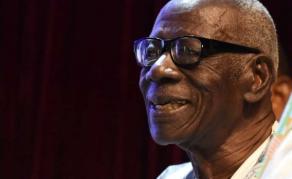 Décès de l'ecrivain ivoirien Bernard Dadié