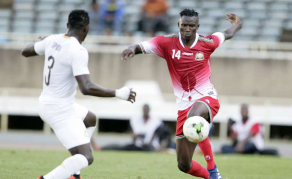 Kenya Dealt Huge Blow Before Final Afcon Qualifier Against Ghana