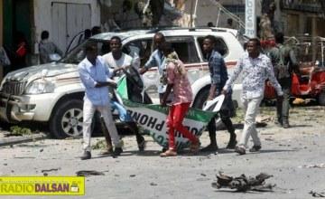 Car Bomb in Somalia Kills 17