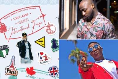 Tory Lanez surprises fans with his latest mixtape, International Fargo which includes remixes to Davido and Wizkid's songs.