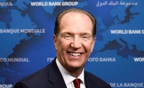David Malpass, nouveau président de la Banque Mondiale