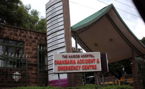 Are Nairobi Hospital Staffers Down With Cholera?