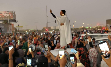 Sudan Urged to Ensure Justice for Raped Women Protesters